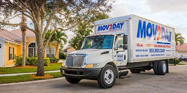 Mov2Day Florida Moving Company