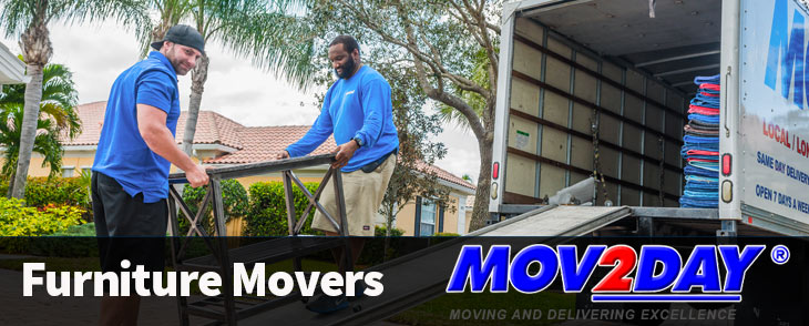 Naples Furniture Delivery Service - Mov2Day
