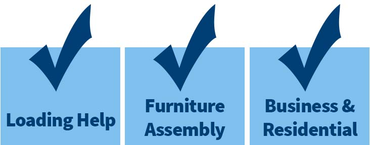 Mov2Day furniture delivery service offers loading help, furniture assembly for business and residential needs | Mov2Day