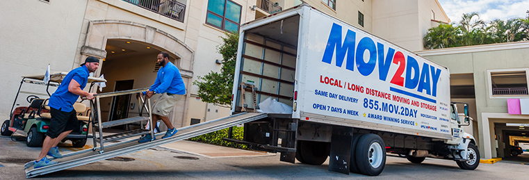 Local Moving Services FL