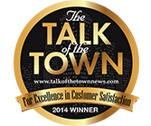 Mov2day Talk of the Town 2014 Award