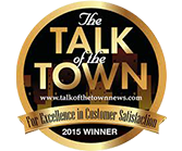 Talk of the town 2015 award