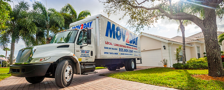 Local Movers in Florida. Local moving company Mov2Day provides Residential Moving Services in Southwest Florida.