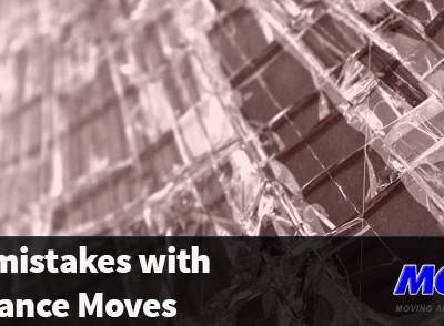 A broken pane of glass from a short distance move gone wrong - Mov2Day Naples Mover Blog