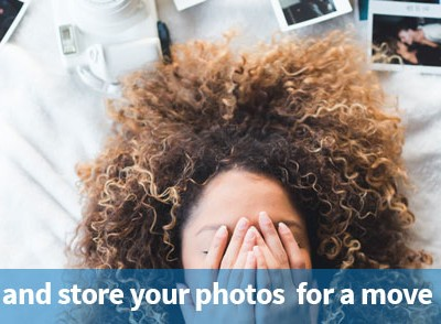 How to pack and store your photos and heirlooms for a move | Mov2Day Blog