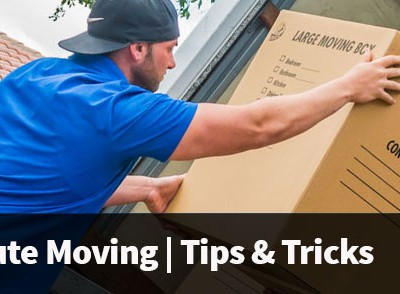 Last Minute Moving - Tips & Tricks | Mov2Day