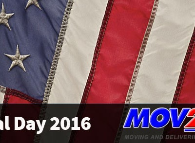 Memorial Day 2016 - Mov2Day