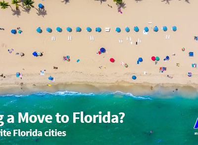 Moving to Florida? Discover our favorite cities as Florida Movers. | Mov2Day
