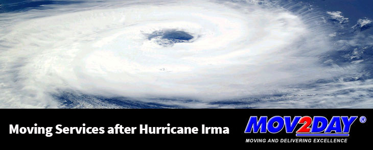 Moving Services after Hurricane Irma | Mov2Day South Florida Movers