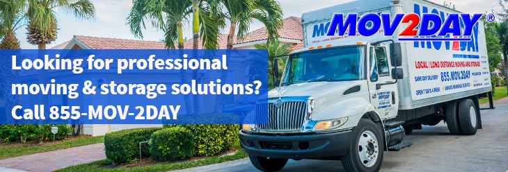 Looking for professional moving and storage solutions in Naples, Florida? Click here to call Mov2Day