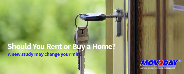 Should you rent or buy a home | Mov2Day Blog