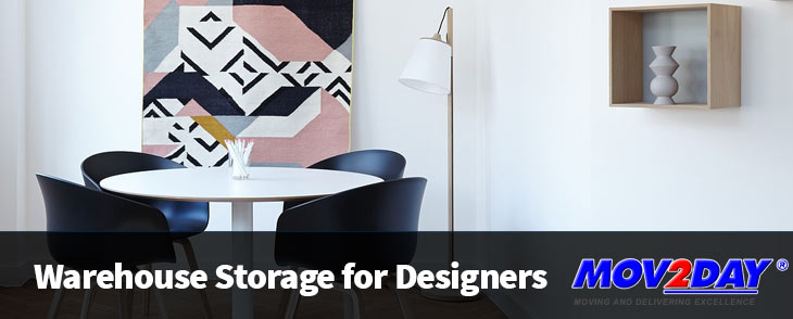Warehouse Storage for Designers | Mov2Day Warehouse Storage Naples, Florida